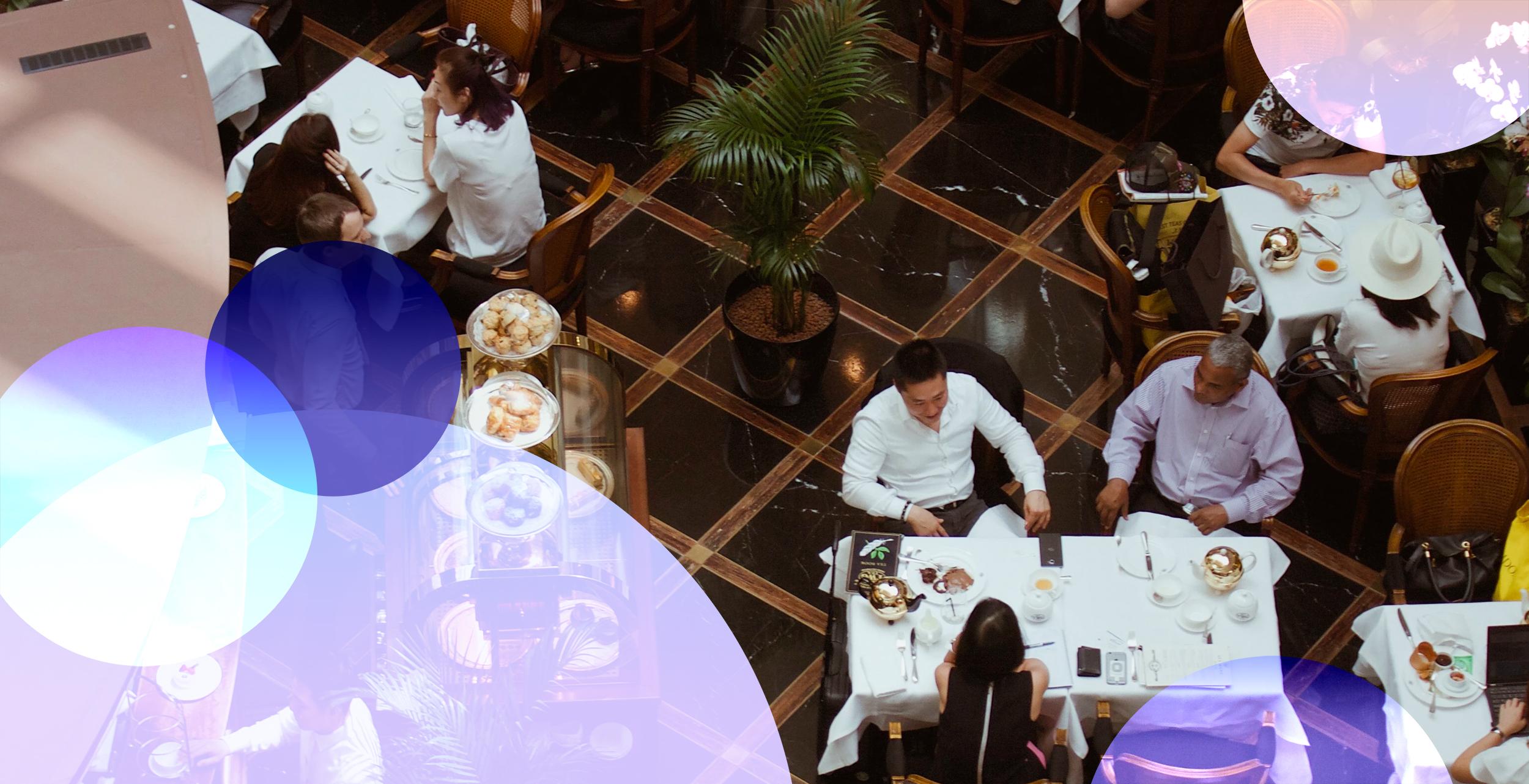Data analytics in a restaurant business